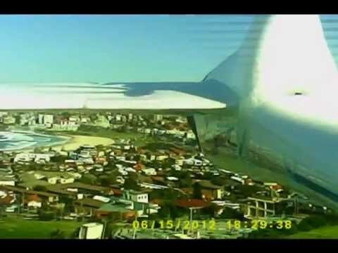AXN clouds floater - cliff crash - heli - plane chasing