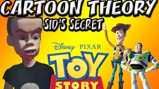 Cartoon Conspiracy Theory | Toy Story The Truth Behind Sid