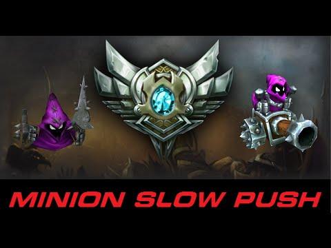 Lol: Besser Werden Im Ranked #33: Minion Slow Push video