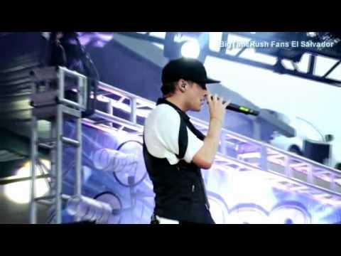Big Time Rush - Windows Down (live Video) video