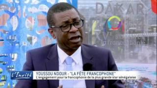Youssou Ndour  à Dakar : '' L' Afrique doit se battre pour réussir ''