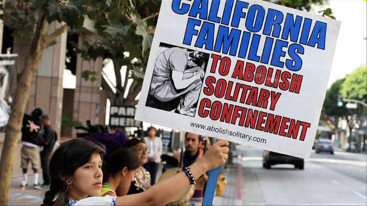 Prisoners Force California to Scale Back Solitary Confinement