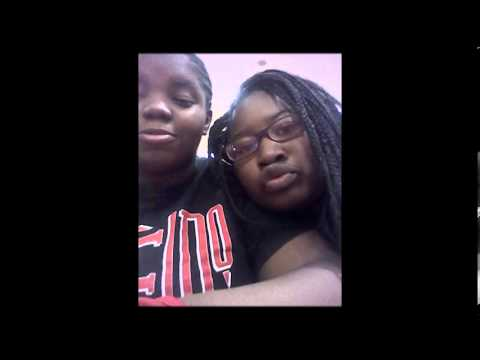 Carlisha And Lavonda 7-30-12 Lesbian Couple video