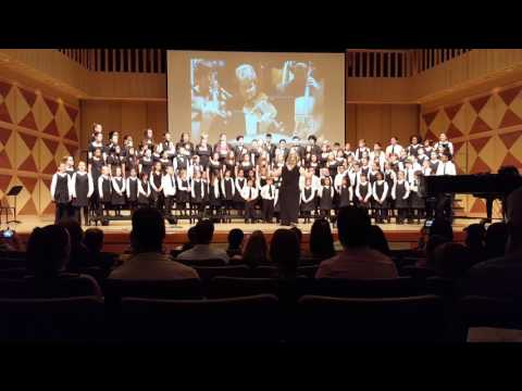 The Bach Children's Choir & Bach Youth Chorale