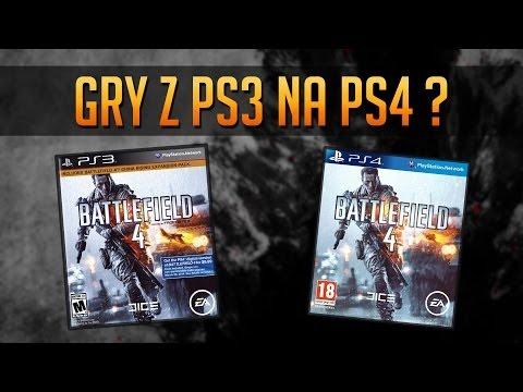 Gry Z PS3 Na PS4 ? Jak Upgradować Gry Z PS3 Do PS4 ? Poradnik
