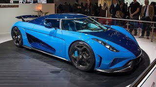 50 best supercars in 88th Geneva Motor Show!