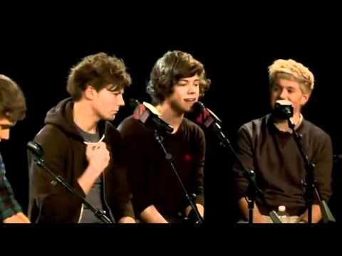 One Direction - More Than This Acoustic (z100) video