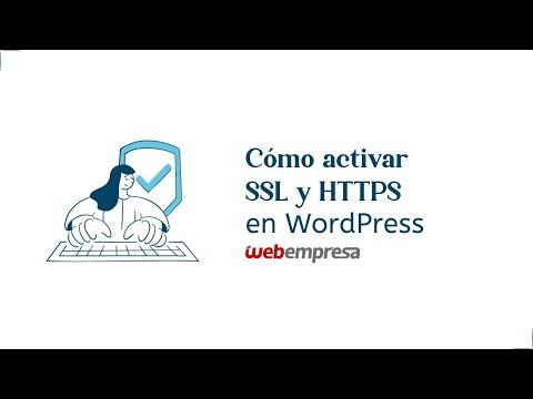 Activar SSL en WordPress con Let's Encrypt
