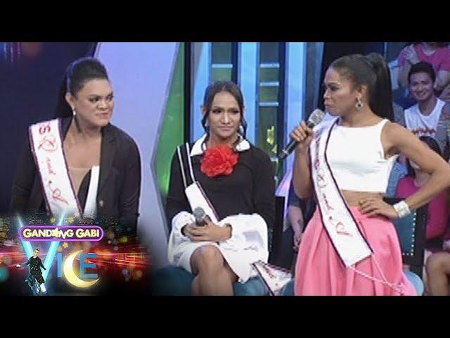 GGV: Juliana, Elsa Droga and Princess Khim's pegs