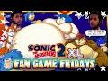 Fan Game Fridays: Sonic 2 XL w/Facecam!