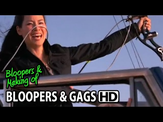 Charlie's Angels (2000) Bloopers, Gag Reel & Outtakes