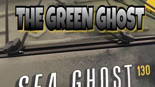 The Green Ghost Vibe Sea Ghost 130