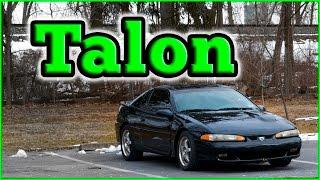 Regular Car Reviews: 1994 Eagle Talon Tsi