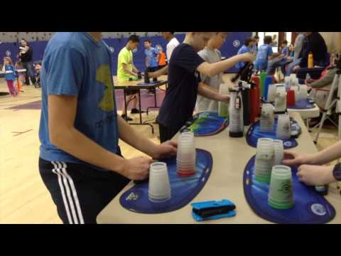 Maryland State Sport Stacking Championships 2015
