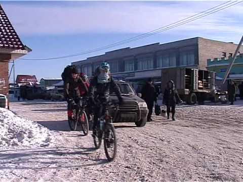 #293 Мир увлечений. Зимой на велосипеде