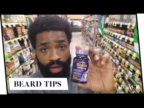 The Two Tools For Healthy Beard Growth