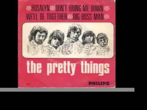 The Pretty Things - Rosalyn