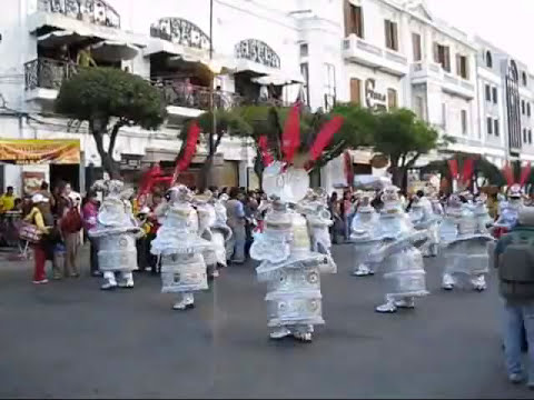 Festival of the Virgin of Guadalupe, Sucre Bolivia