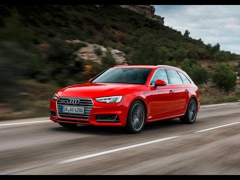 第九代The new Audi A4 / A4 Avant上市發表