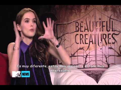Vampire Academy: Blood Sisters - Entrevista a Zoey Deutch