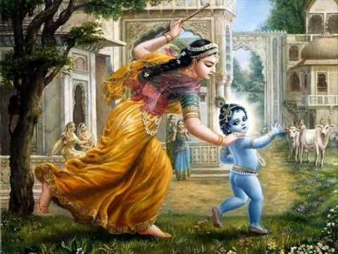Kanha Kanhaiya Nandlala -by Anup Jalota (beautiful Krishna Bhajan) video