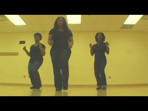 Mary Mary - Walking (Line Dance)