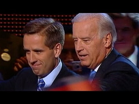 Joe Biden's Son Beau Rushed to Hospital