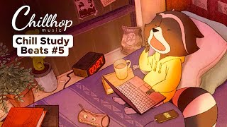 Download Lagu Chill Study Beats 5 • jazz & lofi hiphop Mix [2018] Gratis STAFABAND