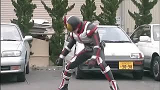 Kamen Rider Faiz Mad