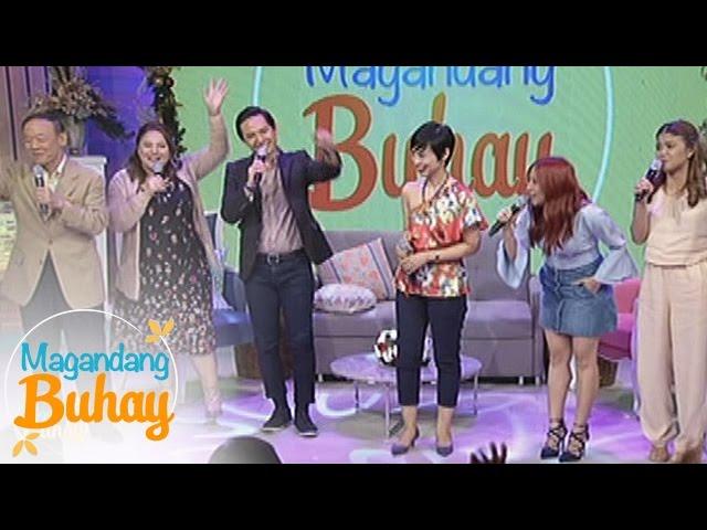 """Magandang Buhay: Jose Mari Chan sings """"Christmas in Our Hearts"""""""