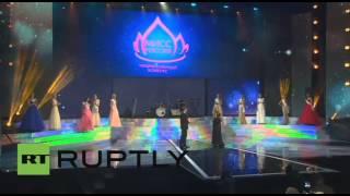 مشاهد الحفل النهائي لمسابقة ملكة جمال روسيا لعام 2015