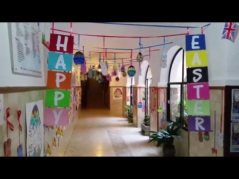 """Montaje del proyecto de comprensión de ingles """"Fiestas anglosajonas"""""""