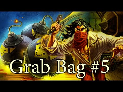 Hearthstone Grab Bag S25 #5: Control Priest // Oil Rogue