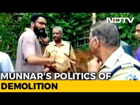 An Enfield-Riding IAS Officer And The Land Mafia In Munnar
