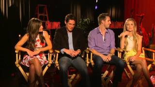 The Gallows: Reese Mishler, Pfeifer Brown, Ryan Shoos & Cassidy Gifford Interview