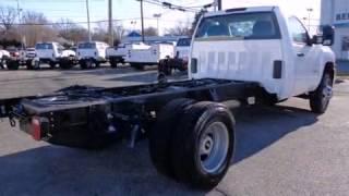 2014 Chevrolet Silverado 3500HD Chassis WT