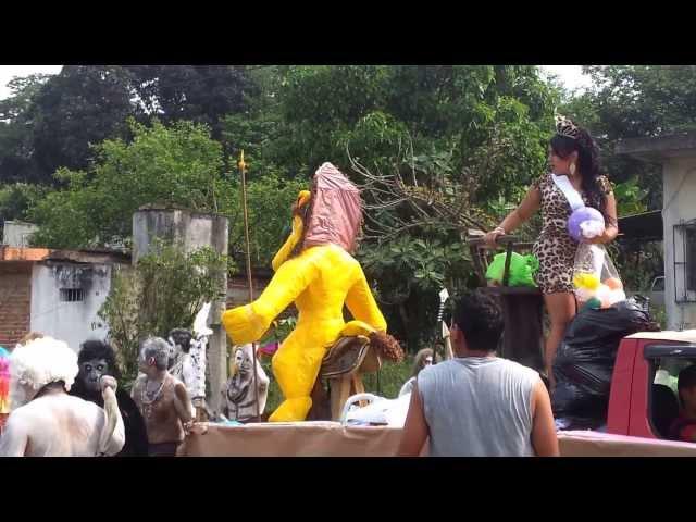 Fiesta de Mahuixtlan 2013
