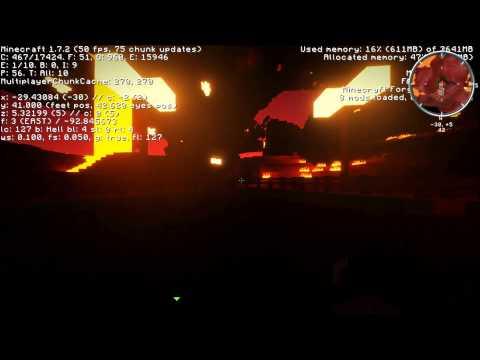 Minecraft SEUS Ultra Test - i7 4770k - GTX 780 Ti - 16GB