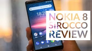 Nokia 8 Sirocco Mobile Phone Review | HENRY REVIEWS