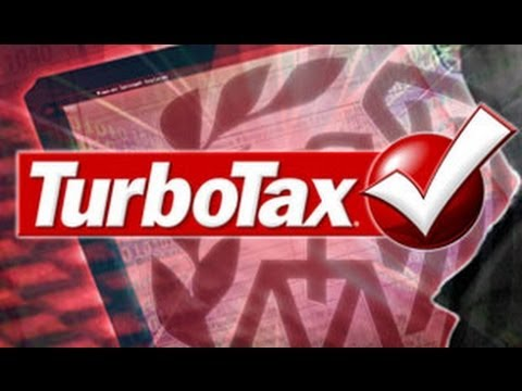 TurboTax Lobbies to Stop Free Tax Filing