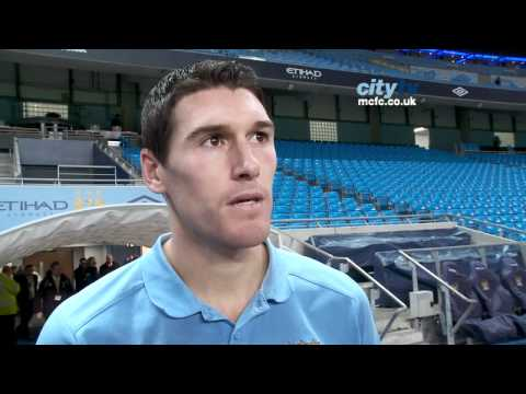 City 5-1 Norwich: Gareth Barry EXCLUSIVE post match interview
