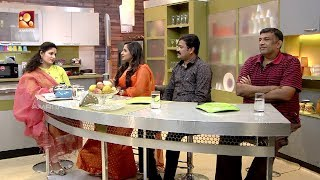 "Annies Kitchen With Famous Film Actress  ""Aditi Rai "" 