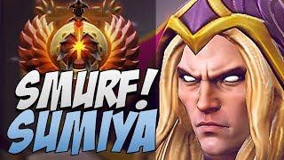 Sumiya Invoker - Smurfing | Dota Gameplay