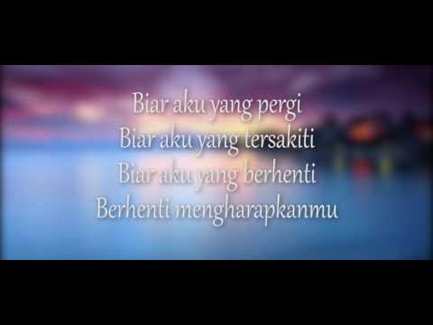 Aldy Maldini - Biar Aku Yang Pergi ( LYRIC VIDEO )