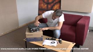 Denon RCD-M39DAB unboxing & review. Available from Movement Audio (dm39, rcdm39)