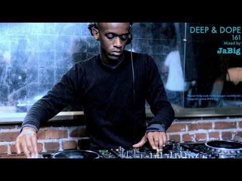 90s Piano Style Minimal Deep House Club Party Upbeat Music Mix by JaBig - DEEP & DOPE 161