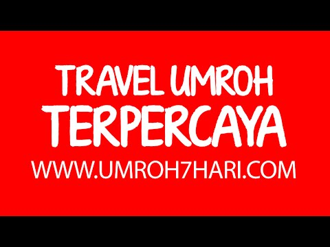 Gambar paket promo umroh first travel 2018