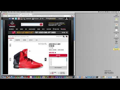 Nike Superbot Demo