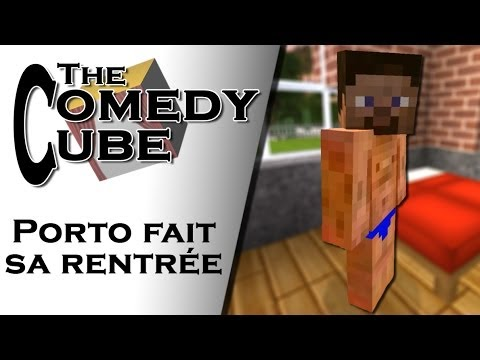 The Comedy Cube - Porto fait sa rentr�e