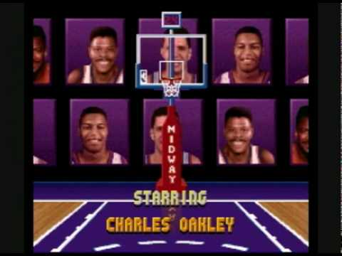 Nba Jam Old School Edition